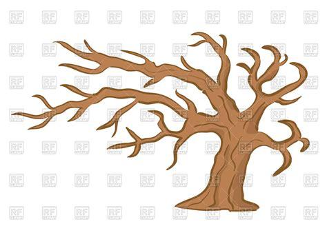 brown tree clip brown tree vector image 75851 rfclipart