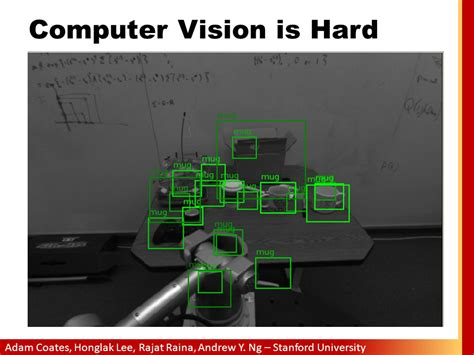 computer vision scalable learning in computer vision ppt