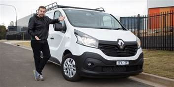 Renault Trafic 2016 Renault Trafic Review Term Report Four