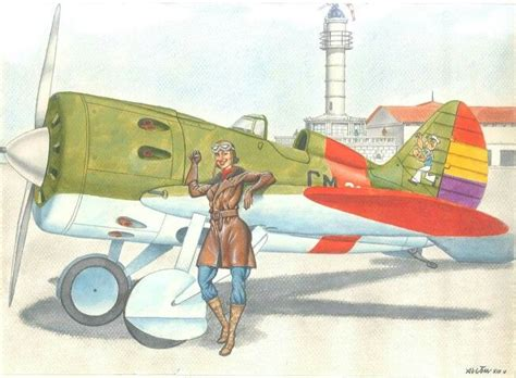spanish republican aces aircraft the republican air force did have some female pilots