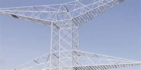 transmission towers tekla