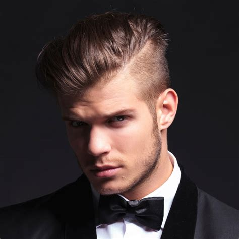 cool hairstyles for boys that do not have hair line good hairstyles for men to wear at weddings