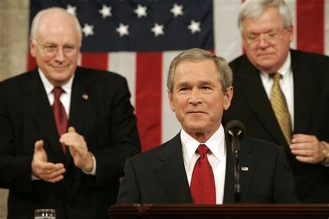 george w bush wikipedia la enciclopedia libre archivo president george w bush alongside dick cheney and