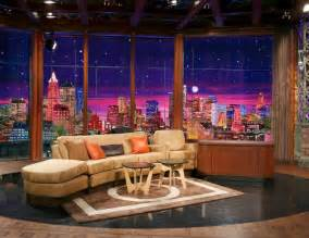 design tv show tv talk show sitting area tv scenography pinterest