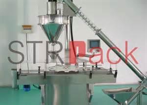 powder filling machine pharmaceutical pharmaceutical filling machine auger powder filling