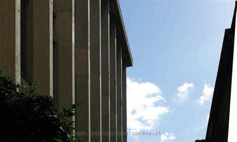 l architettura in toscana dal 1945 ad oggi