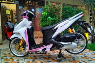 Kaos Motor Honda Vario 125 018502 cover motor spesial honda new vario 150 hitam polos