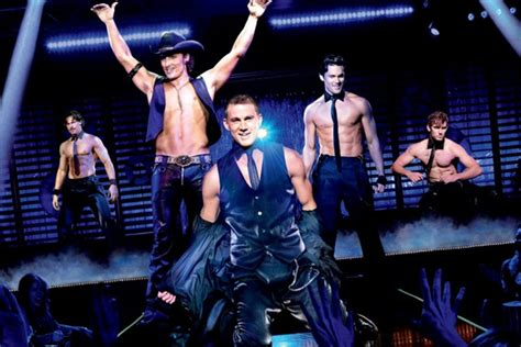 we became male strippers magic movie review magic mike starring channing tatum as male