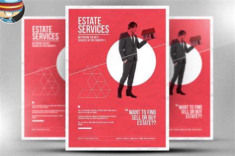 flyer design on behance minimal real estate flyer template flyer templates