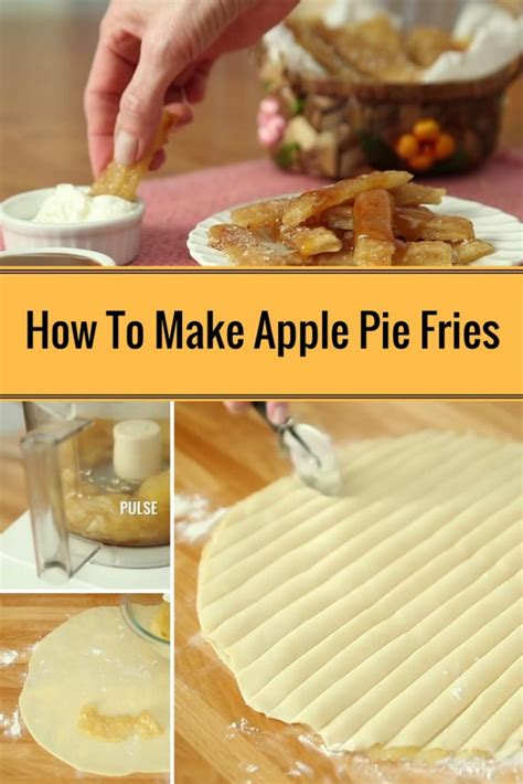 how to make apple pie fries home and gardening ideas