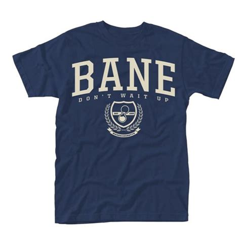 Bane 16 T Shirt Size L bane t shirt 237108 for only c 29 16 at merchandisingplaza ca