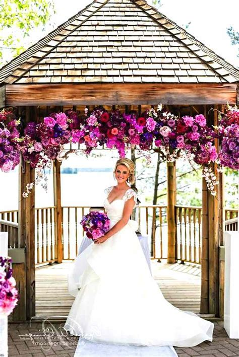 How To Decorate A Gazebo For A Wedding