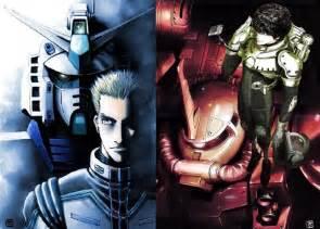film seri gundam terbaru serial gundam thunderbolt diadaptasi menjadi anime