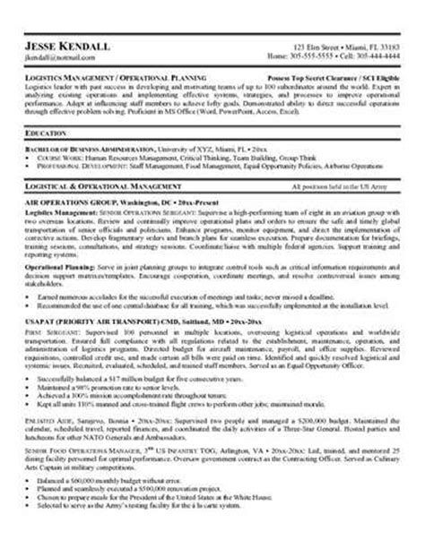 sle infantryman resume how to write infantryman resume