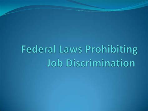 section 501 and 505 of the rehabilitation act of 1973 employee job description