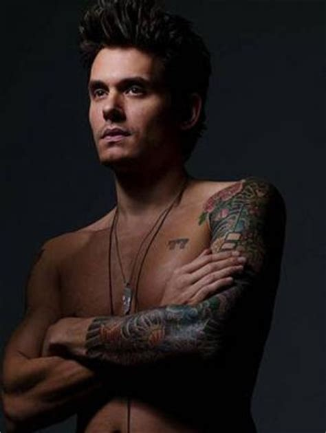 john mayer tattoo sleeve pop philosophy ink