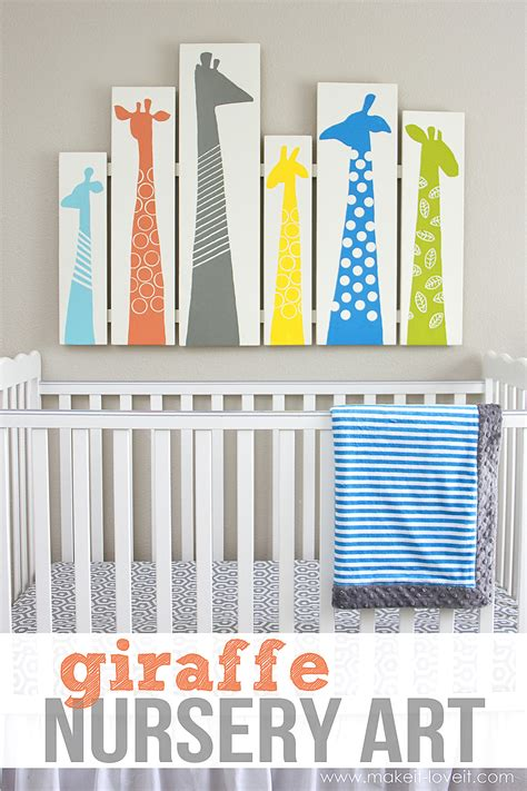 do it yourself nursery decor 40 sweet and diy nursery decor design ideas