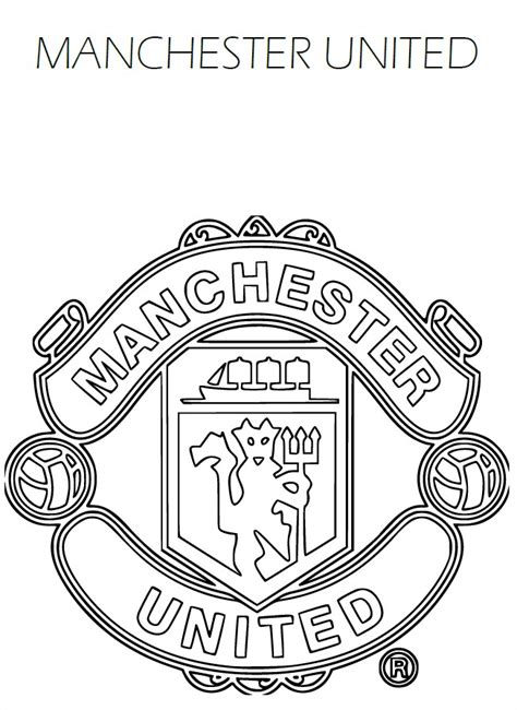 free manchester city fc coloring pages
