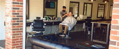 Barber Downtown Dallas | around town fort worth barber shop 171 cbs dallas fort worth