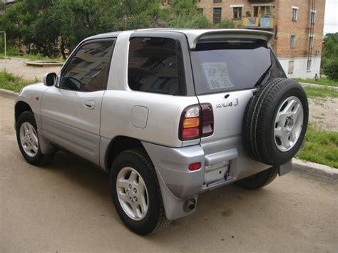 1998 toyota rav 4 1998 toyota rav4 pictures 2000cc gasoline ff