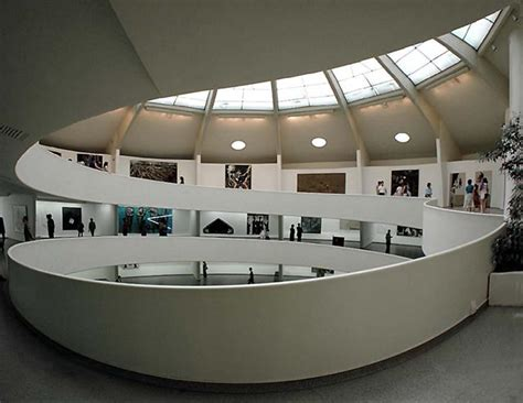 Guggenheim Interior by The Eye That Writes March 2012