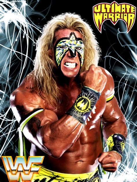 Wallpaper Custom Promo 27 ultimate warrior dm again wrestlingfigs figure