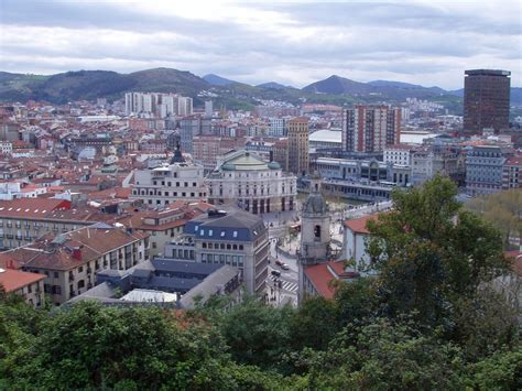 of spain bilbao spain tourist destinations