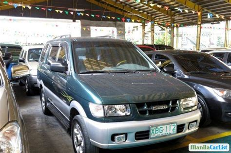 how can i learn about cars 2001 isuzu rodeo sport auto manual isuzu crosswind 2001 for sale manilacarlist com 395511