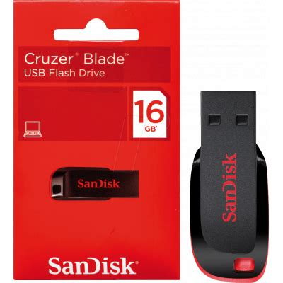Sandisk Usb Flash Disk Drive Memory 16 Gb Hi Speed Usb 20 sandisk cruzer blade 16gb usb flash drive