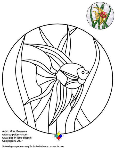 free patterns in stained glass stained glass patterns for free glass pattern 052