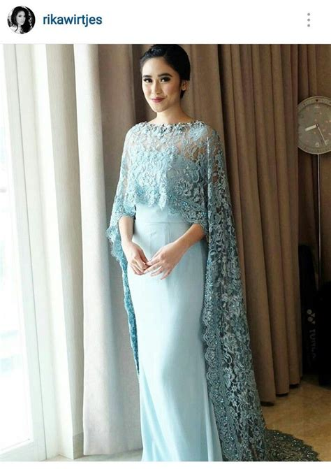 design dress batik pesta 255 best images about ikat batik tenun kebaya on