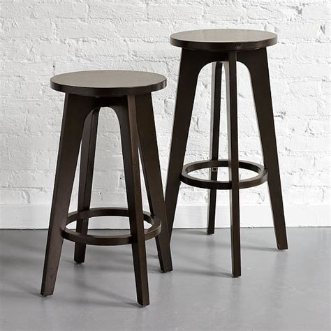 Counter Bar Stools Klismos Bar Stool Counter Stool Modern Bar Stools