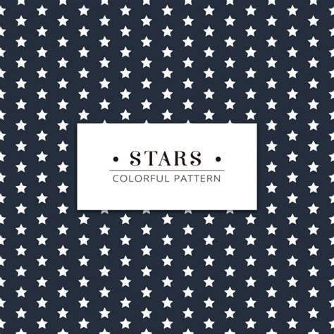 pattern password star stars pattern design vector free download