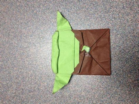 Origami Legendary - the legendary origami yoda origami yoda