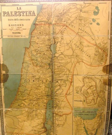 libreria cicerone roma la palestina teatro della storia sacra da kozenn blasius