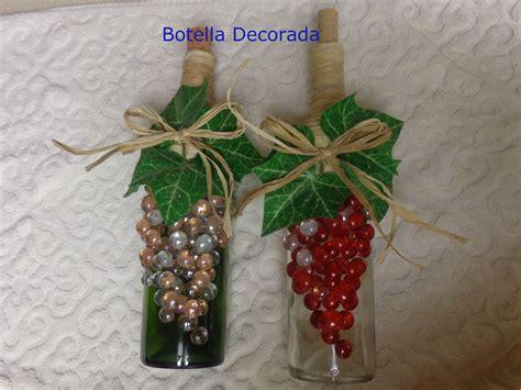 imagenes navidad y vino diy manualidades de botella decorada youtube