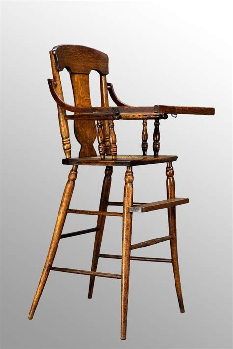 antique high chairs 10 best images about antique high chairs on