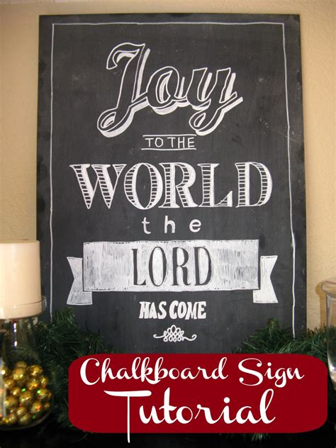 painting chalkboard signs diy chalkboard signs tutorial inspiration for