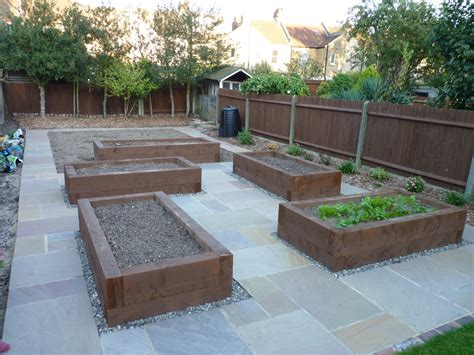 Railway Sleepers Sussex by Fuller Landscapes Soft And Landscape Gardening In