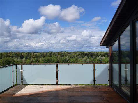 sichtschutz terrasse glas 304 glasscheiben und klemmhalter gel 228 nderladen