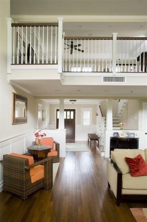 open  floor interior balcony interior