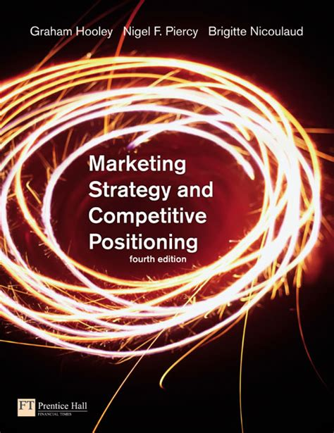 Marketing Strategy And Competitive Positioning By Hooyle khuram shahzad