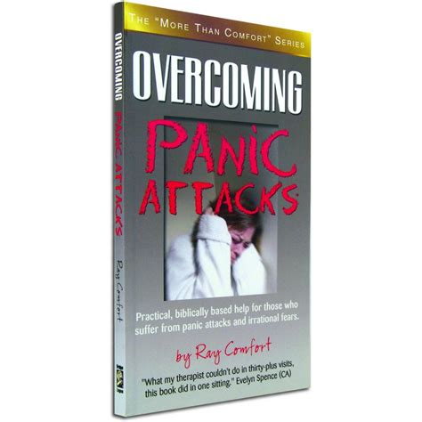 ray comfort tracts overcoming panic attacks ray comfort paperback