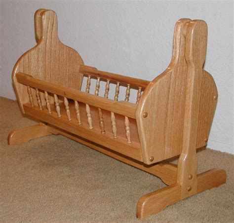cradle woodworking plans free wooden baby cradle plans woodworking projects