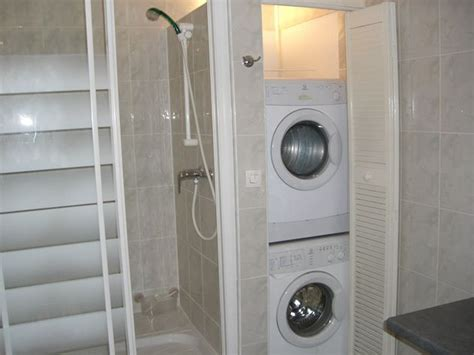 washer  dryer  bathroom designs zachary