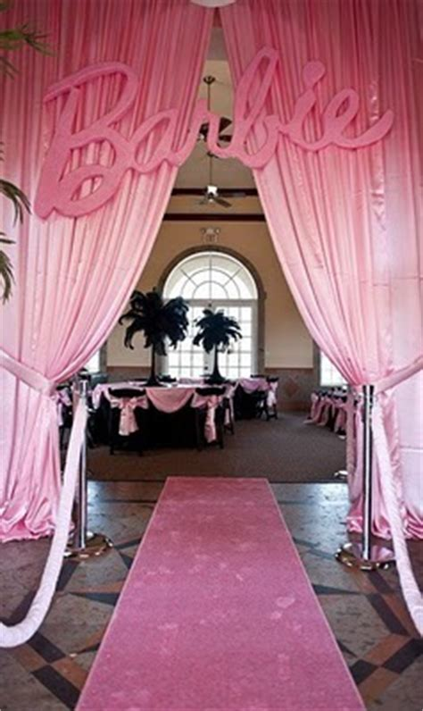 Lavish Barbie Quinceanera Theme   My Perfect Quince