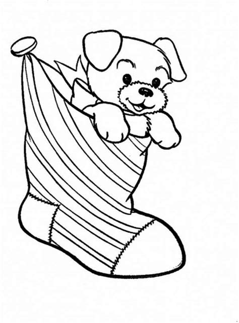 cute stocking coloring page cartoon christmas stockings cliparts co