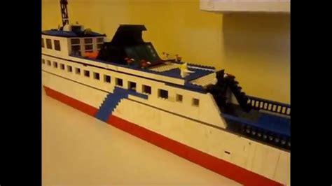 ship youtube my normal lego ship youtube