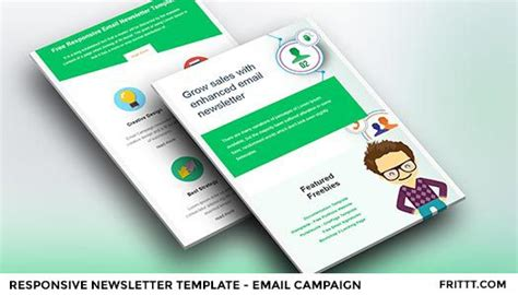 Effective Email Marketing Templates by 25 Best Free Website Templates Images On Free