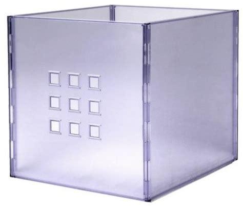 ikea plastic bins lekman box clear modern baskets by ikea